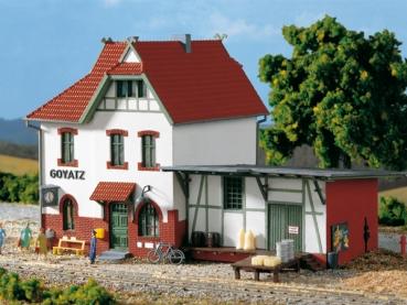 Bausatz Spur H0 Auhagen 48651 Fenster und Gewände für Wohngebäude
